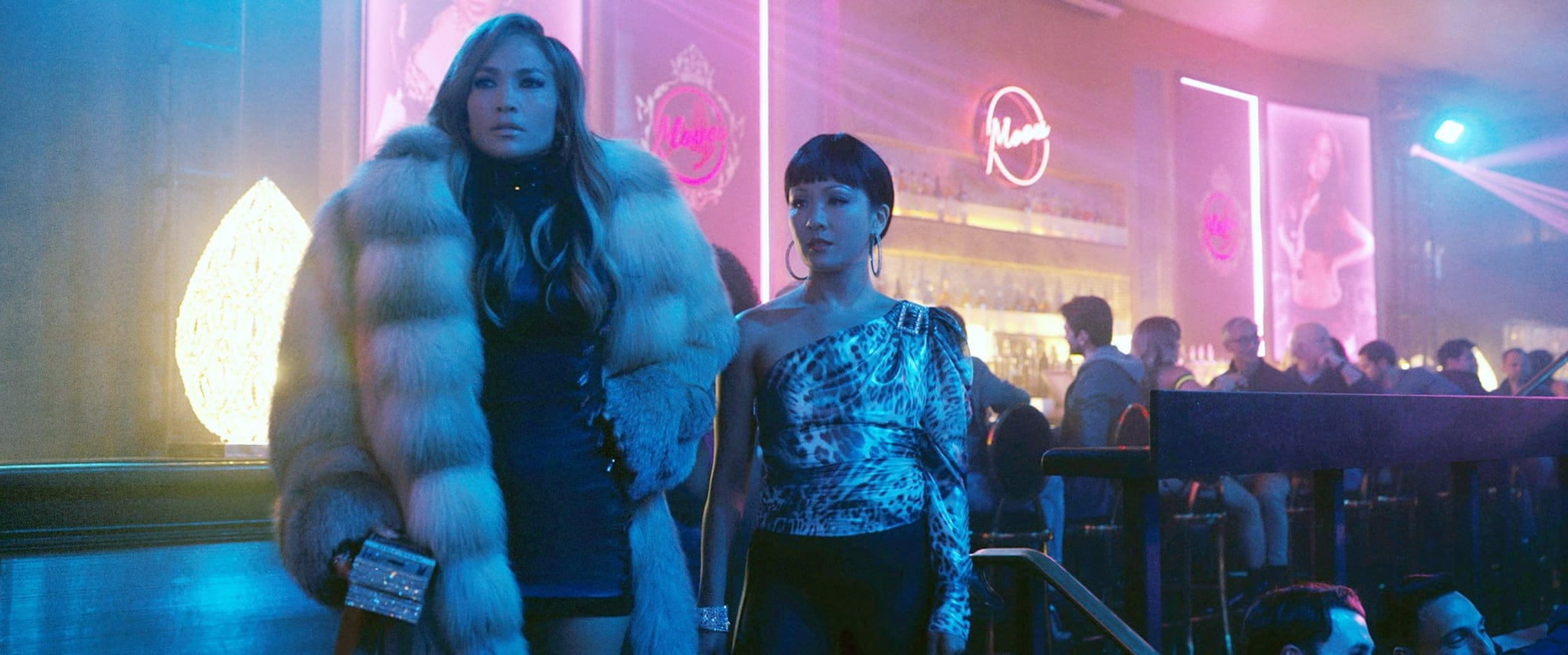 Jennifer Lopez's Latest Movie Hustlers