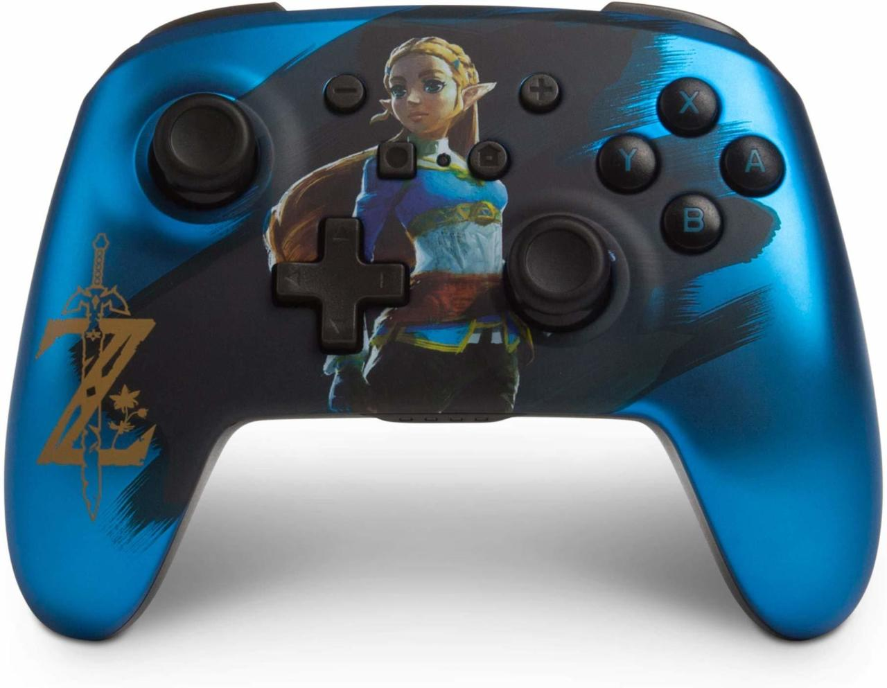 New Nintendo Switch Pro Controller designs from PowerA